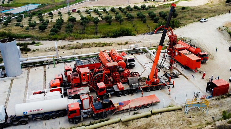 """<h4>GO WHERE RIGS CANNOT GO…</h4> <p>Coiled Tubing Units provide users with many capabilities, including the following:<br /> <br /> • Re-entry and intervention with artesian wells, without well-killing,<br /> • Quick mobilization and operation times minimizing operational risks, costs and production downtime,<br /> • Continuous pumping during trip time,<br /> • Underbalanced drilling without formation damage,<br /> • Lower overall costs in comparison to conventional workover rig operations.<br /> <br /> <strong>In addition</strong>, Pars has diversified its Coiled Tubing Services range by adding the following capabilities:</p> <p>• Pressure pumping service range for acid and nitrogen stimulation operations (PRESSURE PUMPING section),<br />• Coil Drilling capability down to 4000m depth with 2-7/8"""" diameter pipe<br />• 2-7/8"""" large diameter tubing for high-volume pumping operations<br />• Specialty services for multilateral wells<br />• E-coil system for perforation and e-line logging by string-injection</p> <p></p>"""